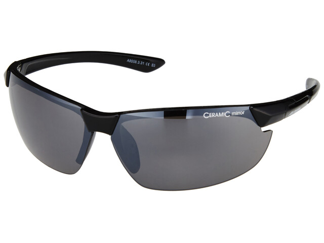 Alpina Draff Cykelbriller sort